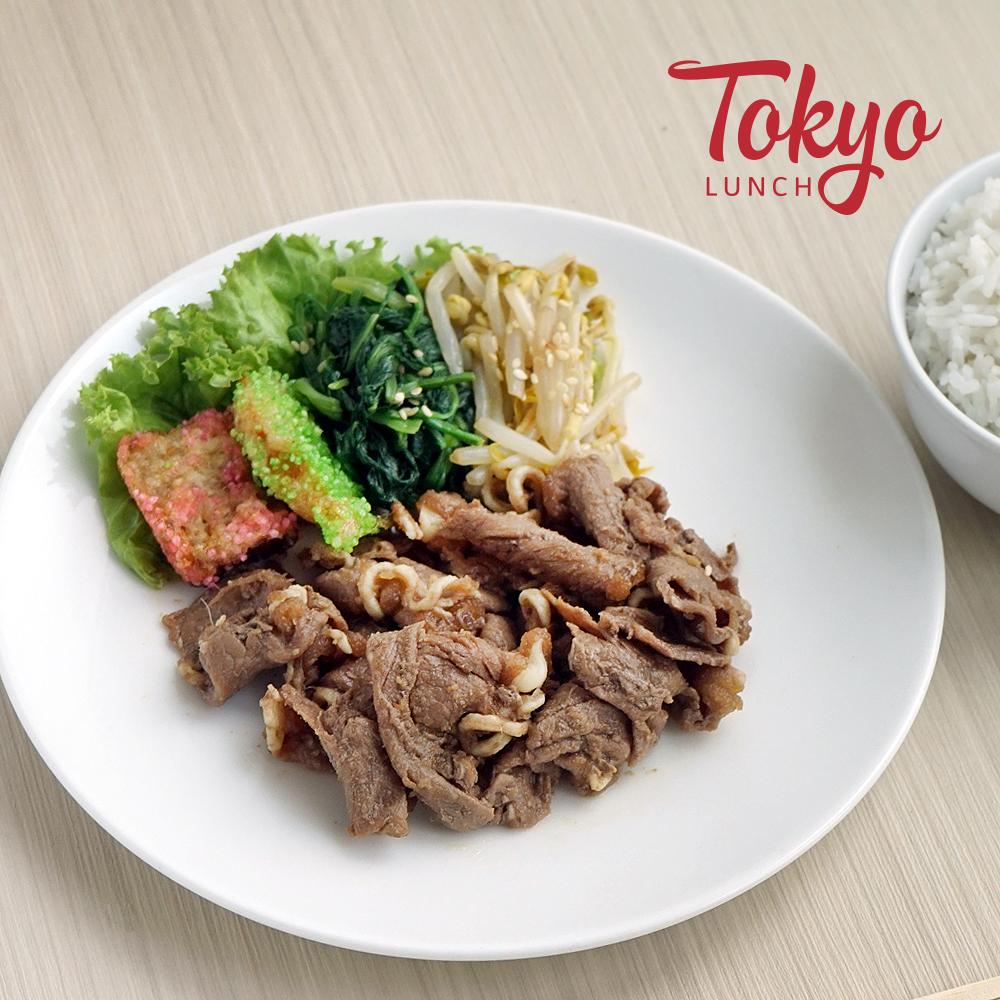 Kulina Tokyo-Lunch