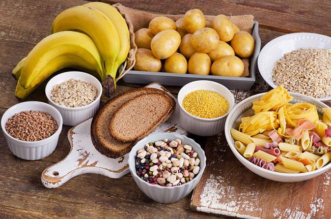 2. Pedoman Gizi Seimbang - Variasi Karbohidrat
