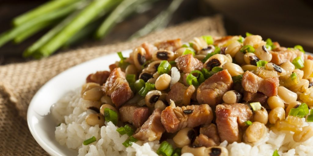 2. Makanan Unik Tahun Baru - Hoppin John, Amerika Selatan