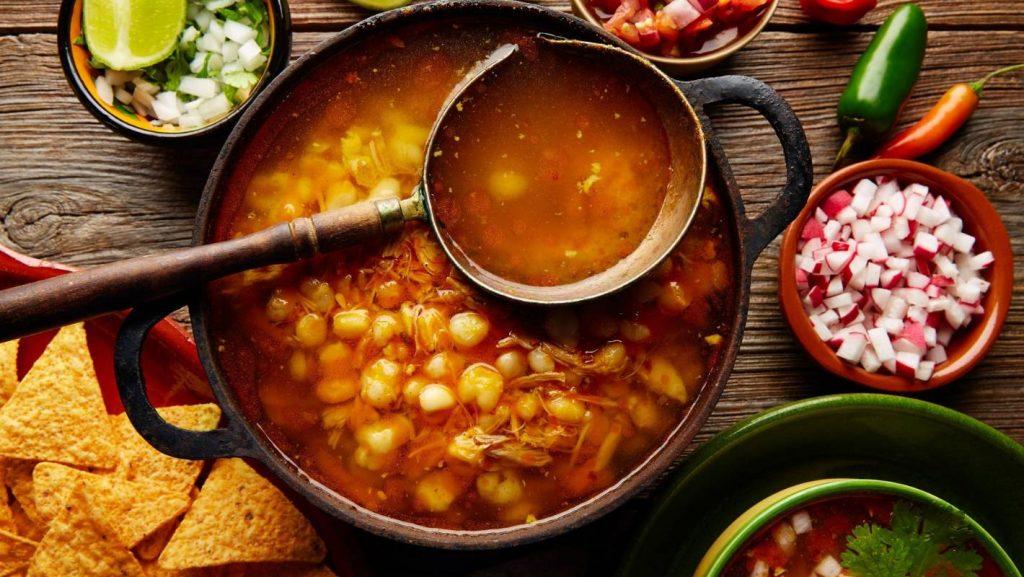 3. 7 Makanan Khas Natal - Bacalao, Meksiko