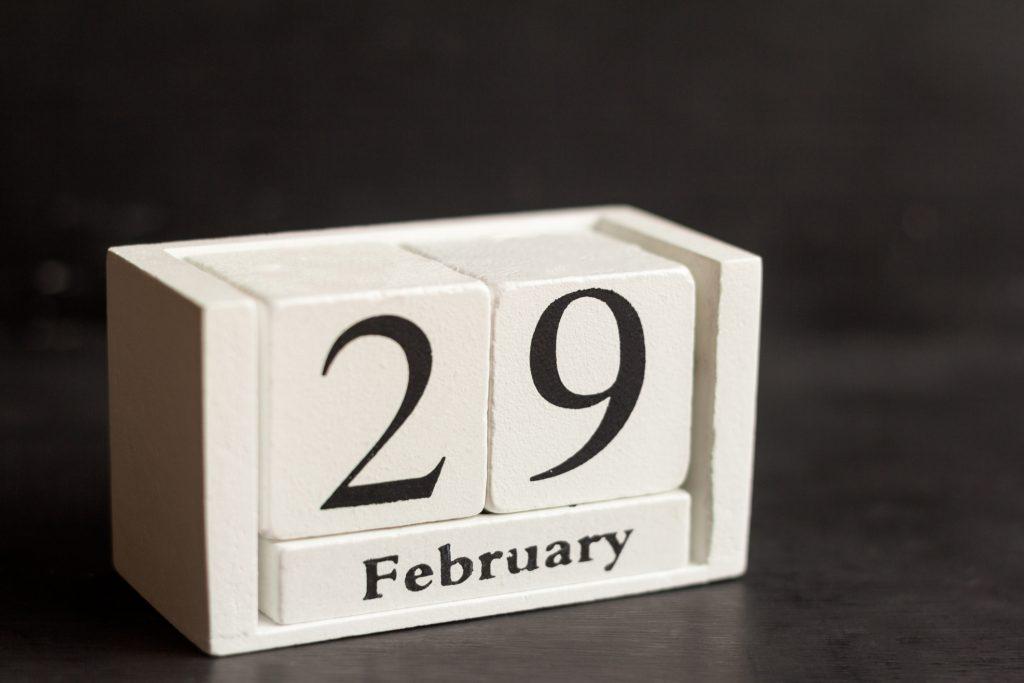 1. 7 Fakta Unik Tahun Kabisat - Asal Nama Tahun Kabisat