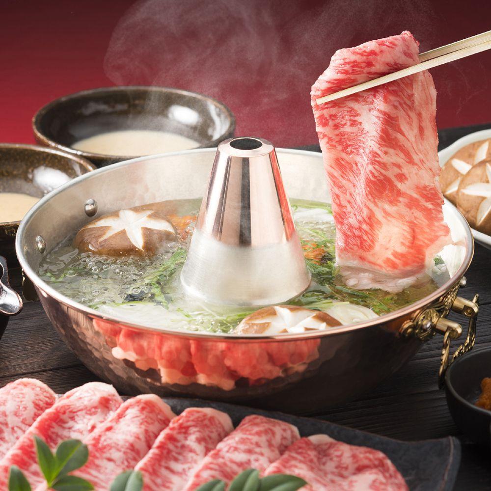 1. Perbedaan Shabu-shabu, sukiyaki, steamboat - Shabu-shabu