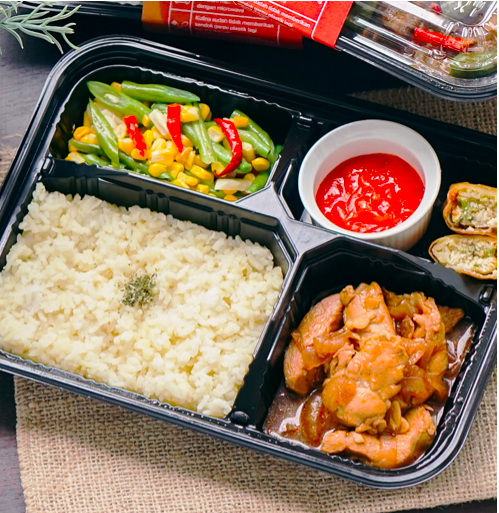 3. Langganan Kulina #DiRumahAja - Dimasak Secara Higienis oleh Merchant