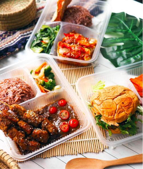 4. Langganan Kulina #DiRumahAja - Ragam Pilihan Menu dari Ratusan Merchant