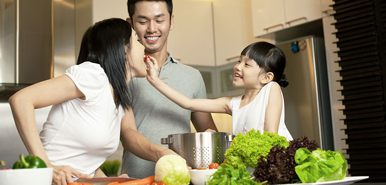 5. Meningkatkan Imunitas Lawan Corona - Konsumsi Makanan Bergizi