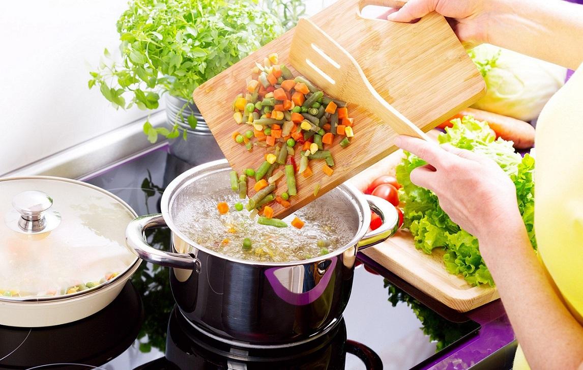Tips Jaga Kebersihan Saat Mengolah Makanant