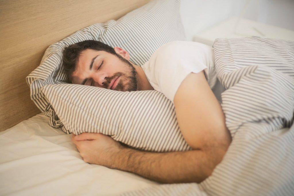 5. Jam Tidur Terpenuhi
