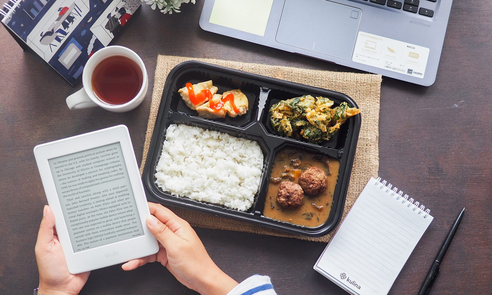 Langganan Kulina Selama Isolasi Mandiri
